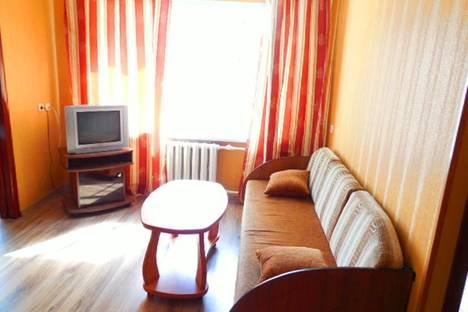 Сдается 1-комнатная квартира посуточнов Твери, набережная Афанасия Никитина, 24А.