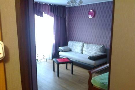 Сдается 1-комнатная квартира посуточно в Новосибирске, ул. Достоевского, 18.