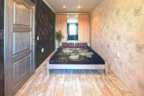 Сдается 2-комнатная квартира посуточнов Ярославле, ул. Володарского, 63.