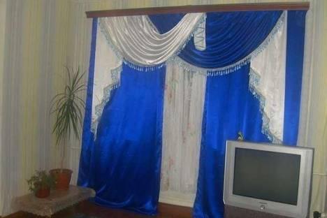 Сдается 2-комнатная квартира посуточнов Южно-Сахалинске, проспект Коммунистический, 15.