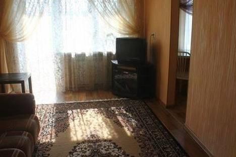 Сдается 3-комнатная квартира посуточно во Владимире, проспект Строителей, д.22.