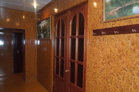 Сдается 3-комнатная квартира посуточно в Великом Новгороде, ул. Предтеченская, 9.