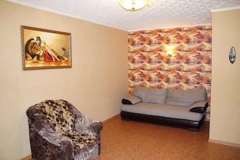 Сдается 1-комнатная квартира посуточно в Челябинске, Металлургический район, Шоссе Металлургов, 51.