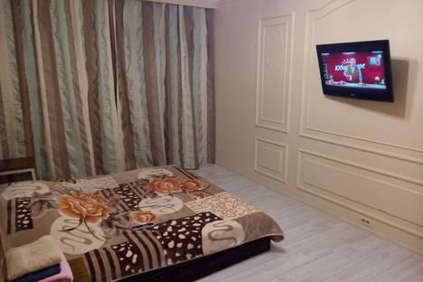 Сдается 1-комнатная квартира посуточно в Ногинске, УЛ КОМСОМОЛЬСКАЯ  22.