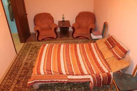Сдается 1-комнатная квартира посуточно в Ногинске, ул. Комсомольская, 78.