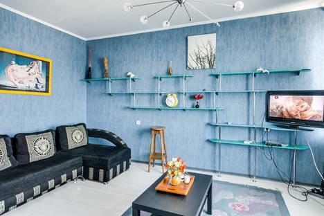 Сдается 1-комнатная квартира посуточно в Ростове-на-Дону, ул.Большая Садовая, 120.