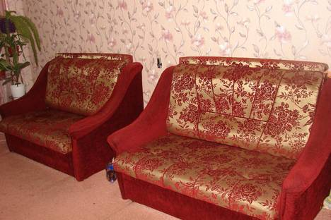 Сдается 1-комнатная квартира посуточно в Гатчине, ул. Рощинская, 9Г.
