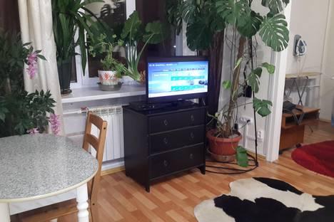 Сдается 2-комнатная квартира посуточно в Ульяновске, ул. Гагарина, 3.
