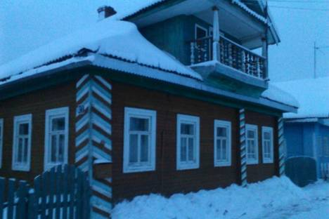 Сдается коттедж посуточно в Великом Устюге, Дежнёва 14.