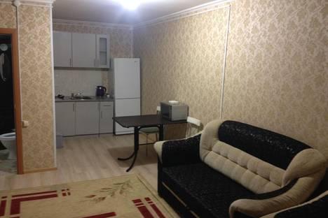 Сдается 1-комнатная квартира посуточно в Салехарде, мкр. Первомайский 4.
