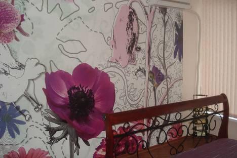 Сдается 2-комнатная квартира посуточнов Береговом, Кастрополь,ул.Кипарисная,33.