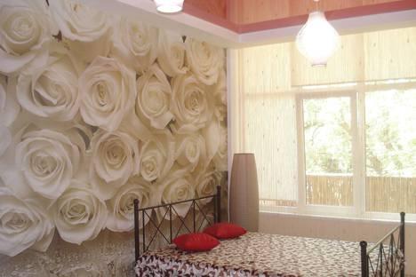 Сдается 1-комнатная квартира посуточнов Береговом, Кастрополь,ул.Кипарисная,33б.