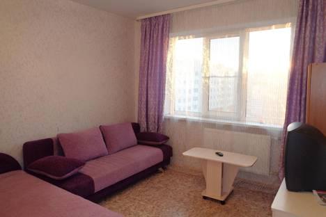 Сдается 1-комнатная квартира посуточнов Великом Новгороде, ул. Завокзальная, д 10.