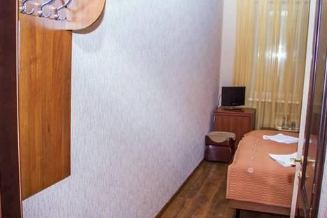 Сдается 1-комнатная квартира посуточнов Терсколе, Терскол, гостиница «Сосновый бор», 1.