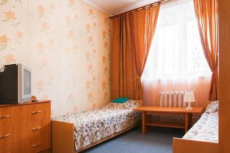 Сдается 1-комнатная квартира посуточно в Шерегеше, ул. Весенняя, д.41.