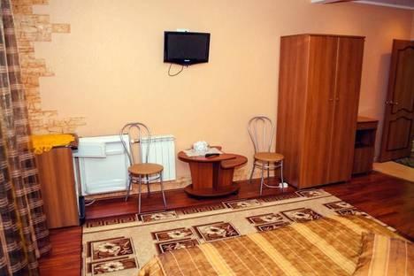 Сдается 1-комнатная квартира посуточно в Шерегеше, ул.Гагарина 2Б.