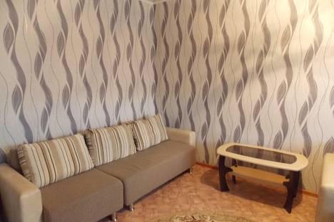 Сдается 1-комнатная квартира посуточно в Шерегеше, Дзержинского 16.