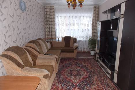 Сдается 3-комнатная квартира посуточно в Шерегеше, Гагарина 25а.