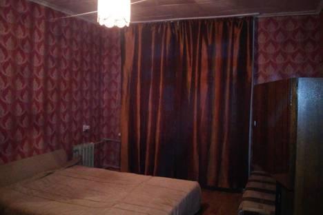 Сдается 1-комнатная квартира посуточно в Электростали, ул. Чернышевского, 26.