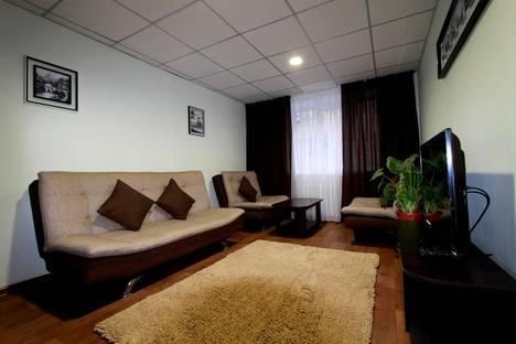 Сдается 2-комнатная квартира посуточно в Алматы, Байтурсынова (бывш. ул. Косманавтов), д. 78Б.