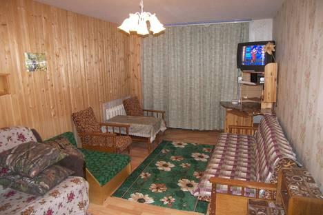 Сдается 1-комнатная квартира посуточнов Смолевичах, ул. Минская 7.