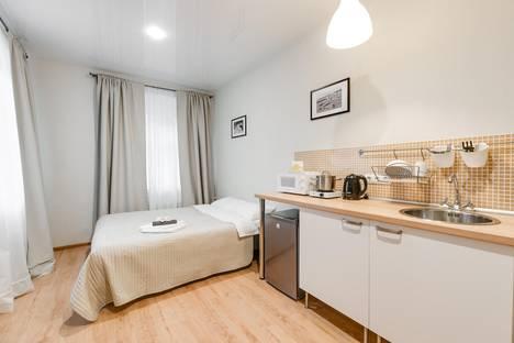 Сдается 1-комнатная квартира посуточнов Пушкине, Тамбовская ул., 45.