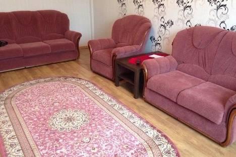 Сдается 2-комнатная квартира посуточно в Витебске, просп. Фрунзе 61.