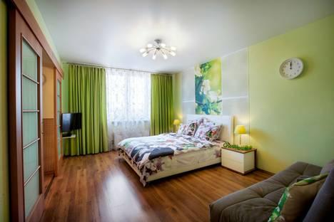 Сдается 1-комнатная квартира посуточно в Екатеринбурге, Комсомольская, 78.