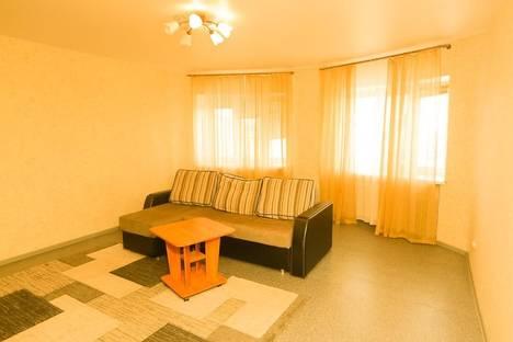 Сдается 1-комнатная квартира посуточнов Тюмени, ул. Софьи Ковалевской, 6.