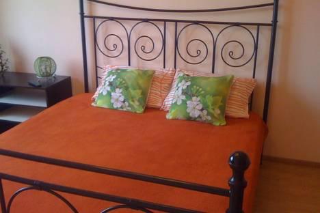 Сдается 1-комнатная квартира посуточно в Твери, ул.Озёрная, 7к4.