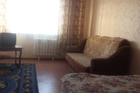 Сдается 1-комнатная квартира посуточно в Благовещенске, шоссе Игнатьевское,  14/4.