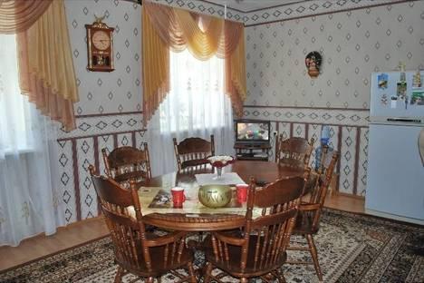Сдается коттедж посуточно в Оренбурге, Терновая, 40.