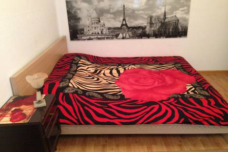 Сдается 1-комнатная квартира посуточно в Пятигорске, Мира,4.