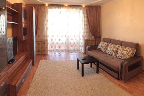 Сдается 1-комнатная квартира посуточнов Казани, Чистопольская 77/2.