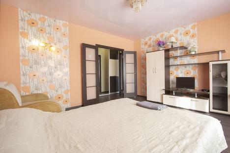 Сдается 1-комнатная квартира посуточно, ул. Молокова 40-2.