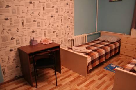 Сдается 3-комнатная квартира посуточно в Великом Новгороде, Белова, 6.