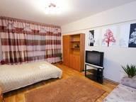Сдается посуточно 1-комнатная квартира в Алматы. 35 м кв. Жибек жолы (бывш. Горького), дом 33