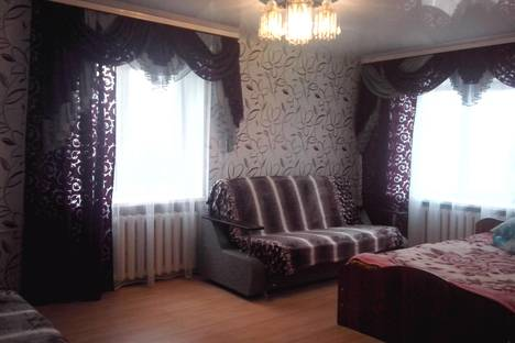 Сдается 1-комнатная квартира посуточнов Верхнем Уфалее, ул. Прямицына, д. 39.