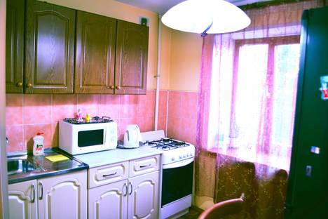 Сдается 1-комнатная квартира посуточно в Кемерове, ул. Ноградская, 15.
