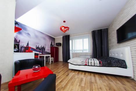 Сдается 1-комнатная квартира посуточнов Челябинске, ул. 40-летия Победы, 44.