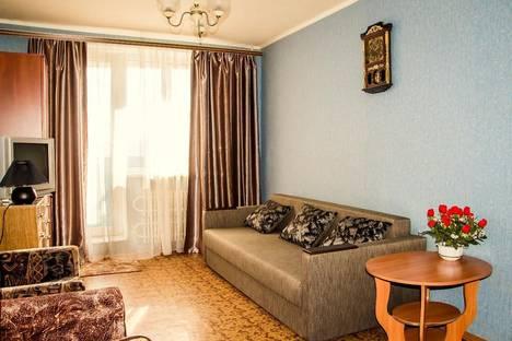 Сдается 1-комнатная квартира посуточно в Харькове, Олимпийская ул., 29.