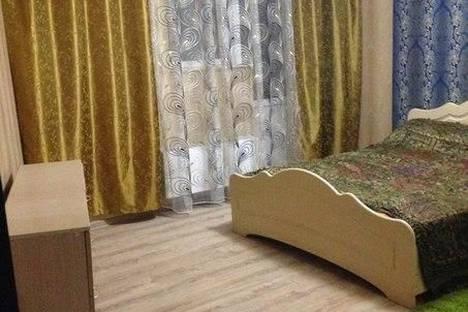 Сдается 3-комнатная квартира посуточно в Уфе, ул. Бакалинская, 19.
