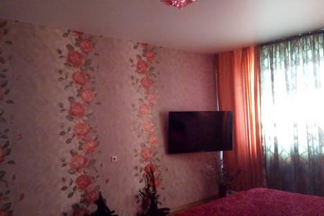 Сдается 1-комнатная квартира посуточно в Пензе, Строителей проспект, 37.