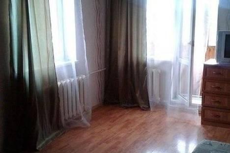 Сдается 1-комнатная квартира посуточнов Уфе, ул. Шафиева, 12.