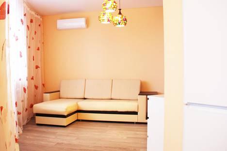 Сдается 1-комнатная квартира посуточно в Люберцах, ул. Кирова, д. 9, корп. 1.