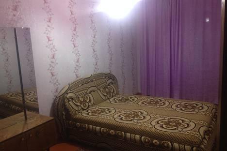 Сдается 3-комнатная квартира посуточнов Тулуне, Кутузова 6.