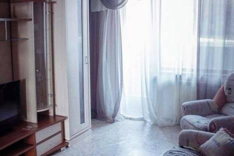 Сдается 3-комнатная квартира посуточно в Кемерове, Комсомольский проспект, 43б.