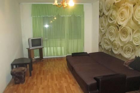 Сдается 1-комнатная квартира посуточнов Берёзовском, ул. Красных Героев, 11.