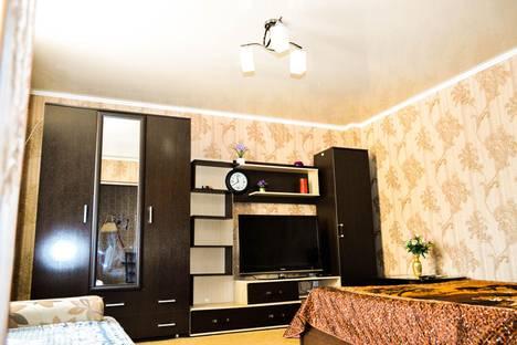 Сдается 1-комнатная квартира посуточнов Белореченске, Луначарского 113А.