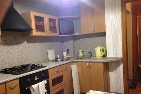 Сдается 2-комнатная квартира посуточнов Уфе, Кувыкина 1Б.